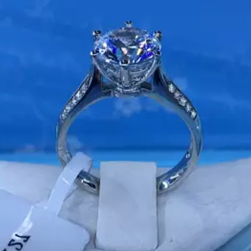 尊悦珠宝个性戒指