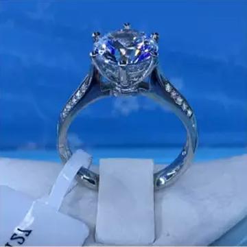 尊悦千赢国际客户端下载钻石戒指