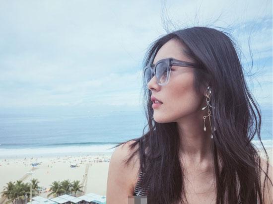 2017全球模特收入排行榜公布 大表姐刘雯位列第八名的