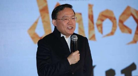 深圳市设计之都推广办公室主任韩望喜致辞
