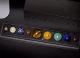 创意   圣诞礼物 九大行星宝石摆件横空出世