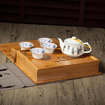 金银泰精致茶具