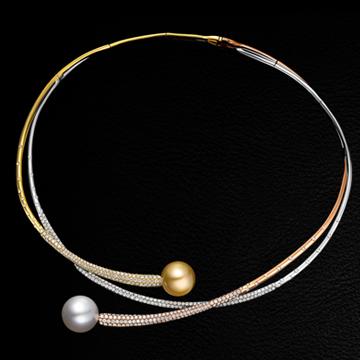 赫本珠宝南洋珍珠手环