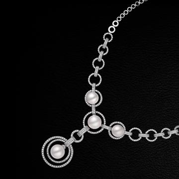 赫本珠宝华丽珍珠项链