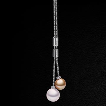 赫本珠宝珍珠毛衣链