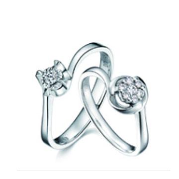 美钻源钻石对戒