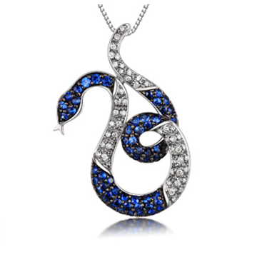 香港皇家千赢国际客户端下载蓝宝石项链