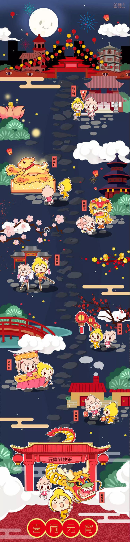 金鑫珠宝:这些中国传统的#元宵节#习俗,不知道你玩过哪个?