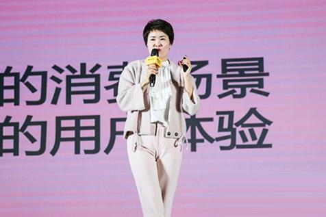 钻石小鸟品牌创始人徐潇