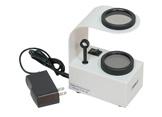 偏振光装置调整及使用