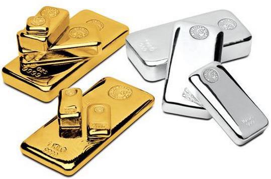 银与金比例,白银