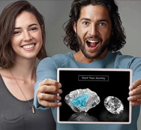 钻石数字化加工 为消费者提供更透明的钻石信息