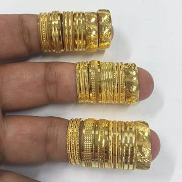 弘宜珠宝时尚K金多款式戒指