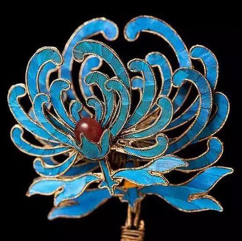 令人惊叹的制作工艺中国风珠宝