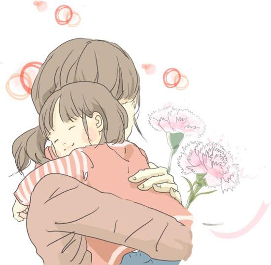 玛芮·贝蓝:Mother's Day   一起宠溺妈妈的少女心