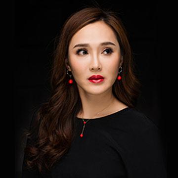 瓷海瓷业浮生若梦中国红瓷首饰