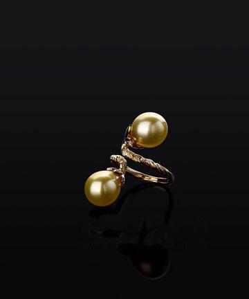 著名珠宝设计师代波军:美是简单的对大自然创意的延续
