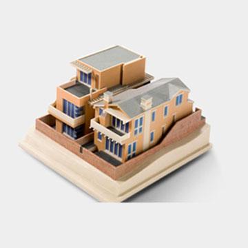 华科智造三维建筑设计应用案例
