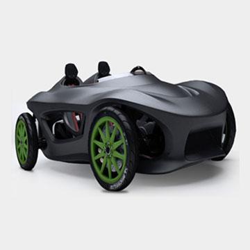 华科智造三维汽车领域应用案例