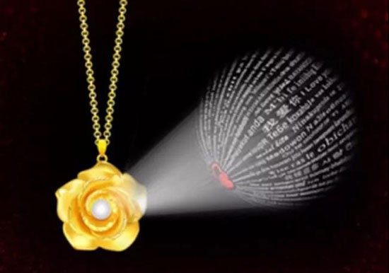 黄金码头上新:3D硬金&纳米微雕