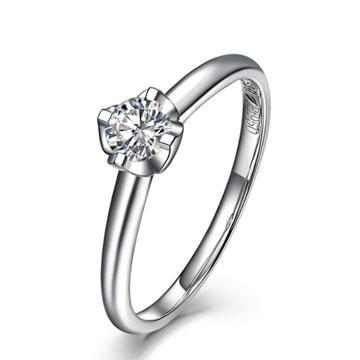 520【经典】系列米兰求婚戒指铂金