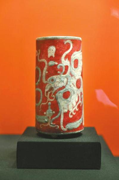 玛雅的世界,洛杉矶郡艺术博物馆藏古代玛雅艺术品特展