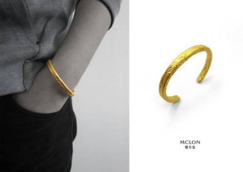 曼卡龙Vimo塑金工艺新品开启新年珠宝新主张