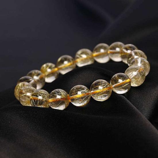 钛晶的招财作用及功效 佩戴钛晶的禁忌