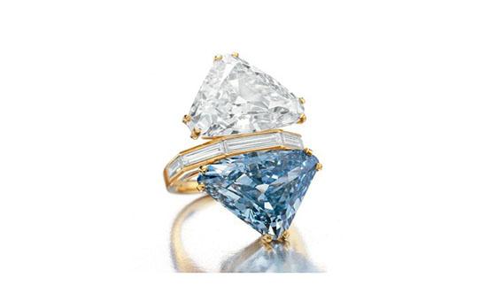 宝格丽Toietmoi Ring钻石戒指