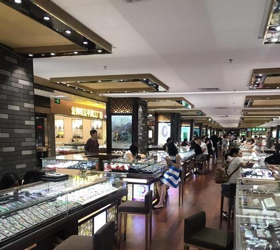 珠宝批发市场