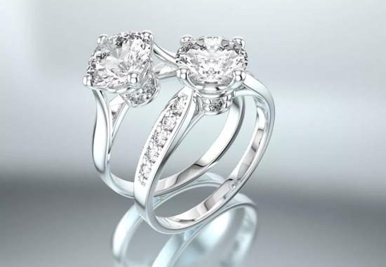 定制钻石戒指的价格受什么影响,定制钻石戒指
