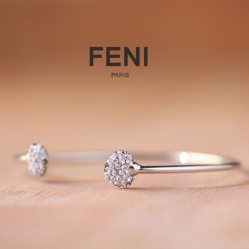 FENI珠宝精品钻石手镯