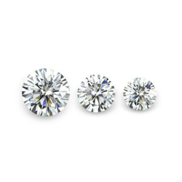星悦珠宝EF色小圆?#25991;?#26705;钻裸钻