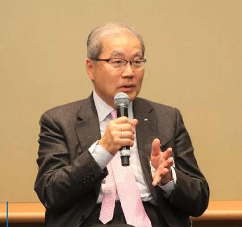 香港钻石总会(DFHK)创会会长马墉宜