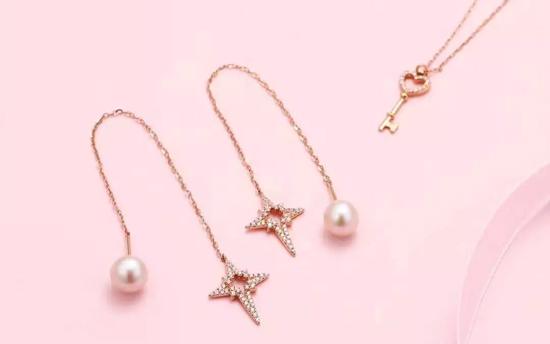 隆福珠宝引领春季小清新风尚,巧解营销新模式