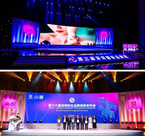 2019年中国品牌日·深圳站,第三届