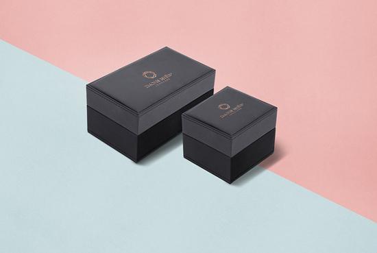 【珠宝包装】珠宝首饰盒的种类 珠宝包装设计