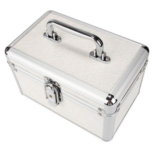 铝合金手提珠宝收纳箱