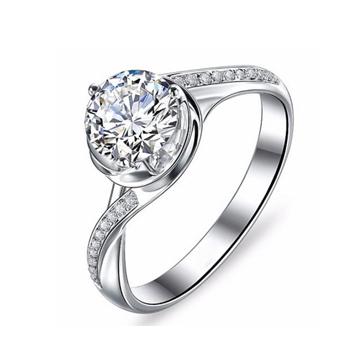 创富珠宝时尚钻石戒指