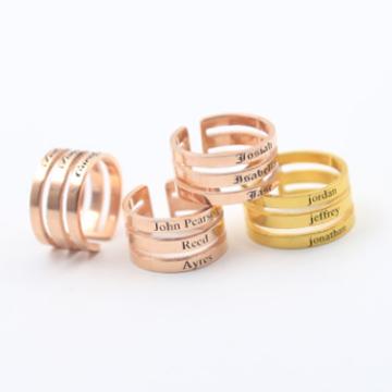 佳唯美925銀情侶禮物戒指