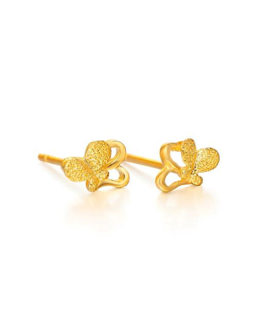 黄金耳钉,怎么清洗黄金耳钉