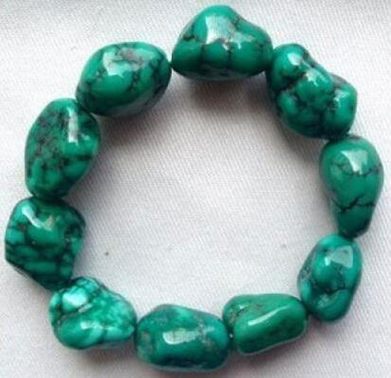 绿松石开裂如何保养,绿松石保养,绿松石