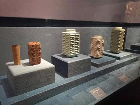 良渚玉器首次在故宫展出,良渚玉器