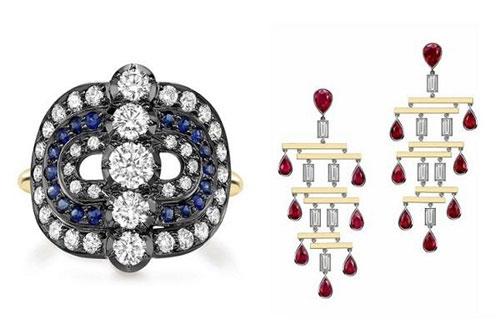 新西兰珠宝设计师推出2个全新珠宝系列 再现1960年代复古元素