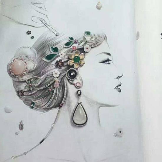 珠寶鑲嵌過程,珠寶鑲嵌