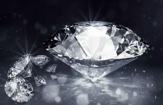 钻石,钻石真假