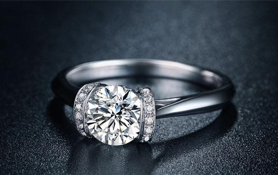 选购克拉钻戒,爪镶,包镶,排镶,埋镶
