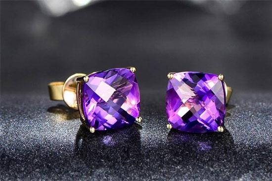 紫水晶的含义,紫水晶