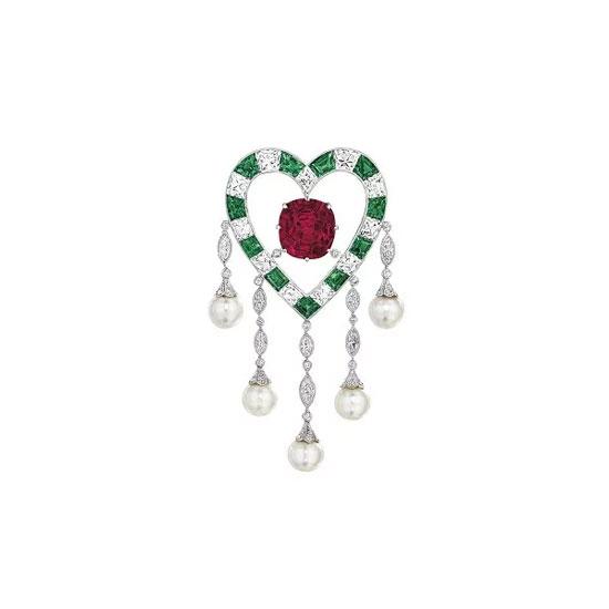 佳士得,頂級私人珍藏珠寶,日內瓦