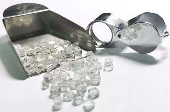 培育钻石毛坯